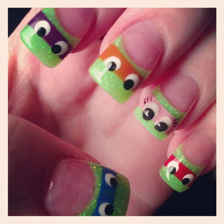 Little Girl Nail Design Ideas find this pin and more on nail art Little Girl Nail Design Ideas