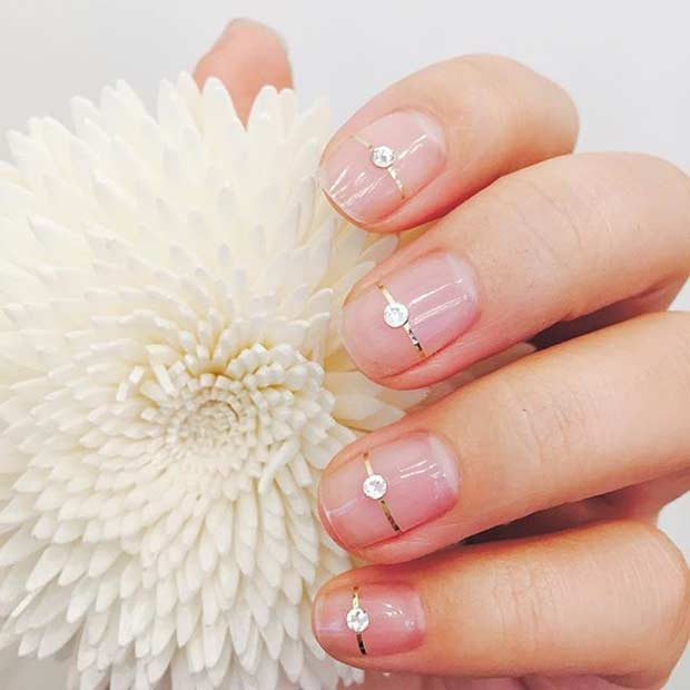 how to make your nails whiter naturally
