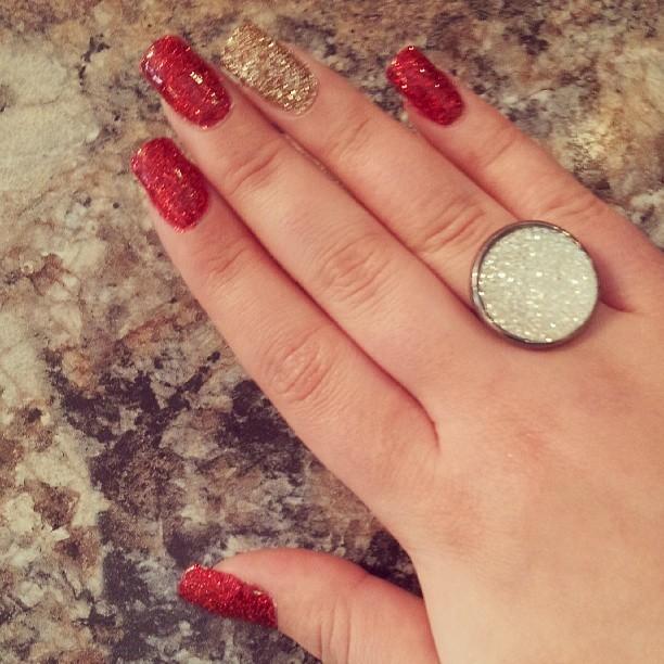 Acrylic Nail Designs 17