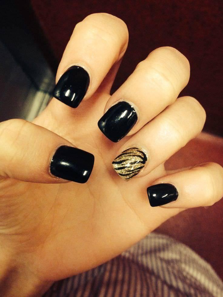 Acrylic Nail Designs 21