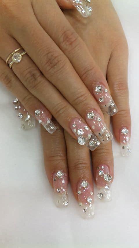 Acrylic Nail Designs 31