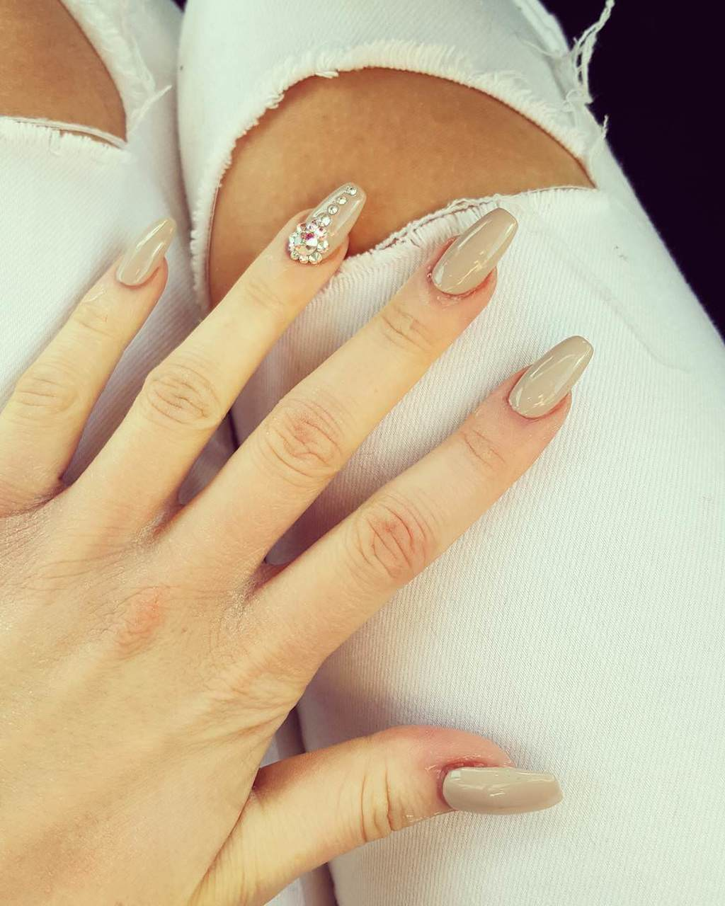 75 Epic Acrylic Nail Designs For Real Lovers