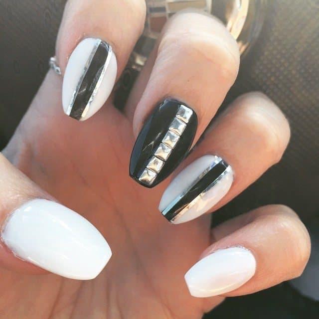 Acrylic Nail Designs 38