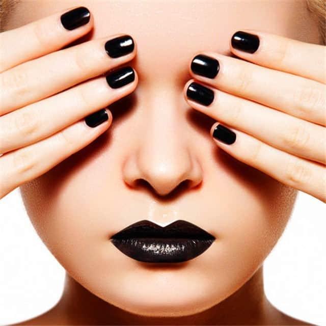 Acrylic Nail Designs 42