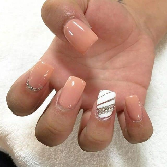 The One Nail Design And Spa