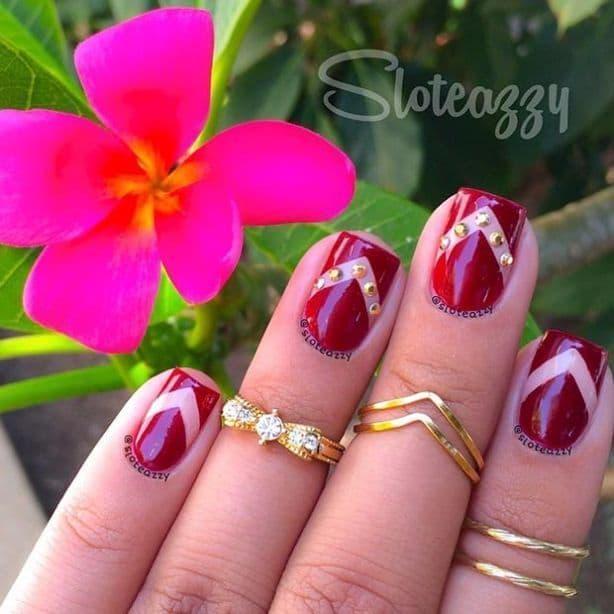 Short Nail Designs 14
