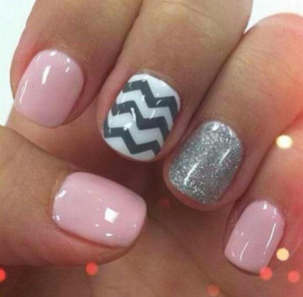 Short Nail Designs 19