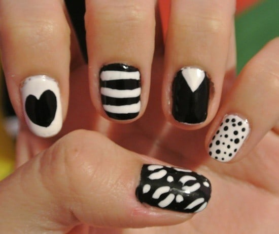 Short Nail Designs 31
