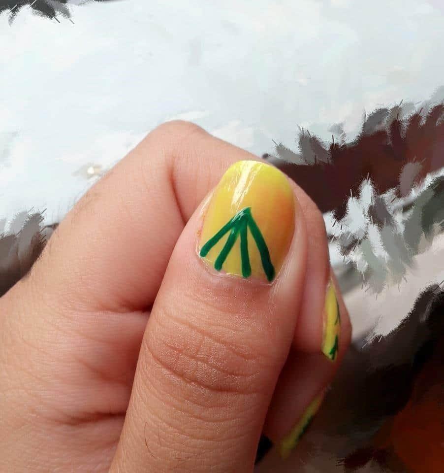 Short Nail Designs 46