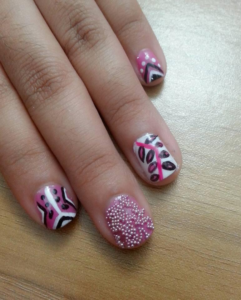 Short Nail Designs 48