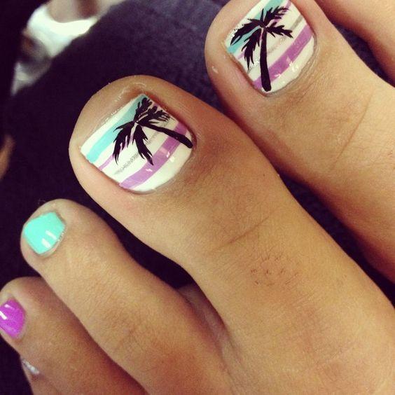 Toe Nail Designs 11