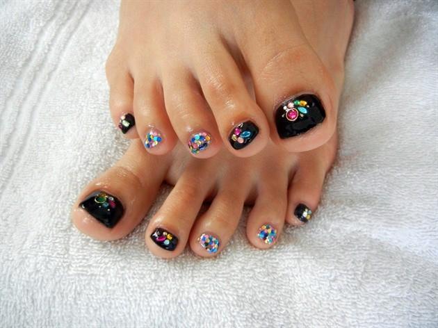 Toe Nail Designs 18