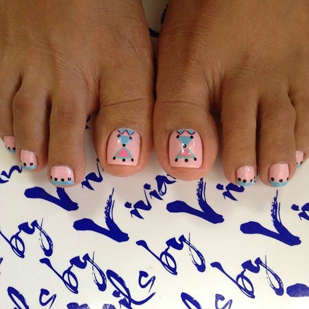 Nail Designs Ideas For Lazy People