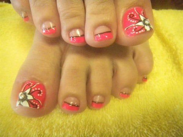 Toe Nail Designs 27