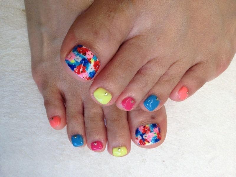 Toe Nail Designs 31