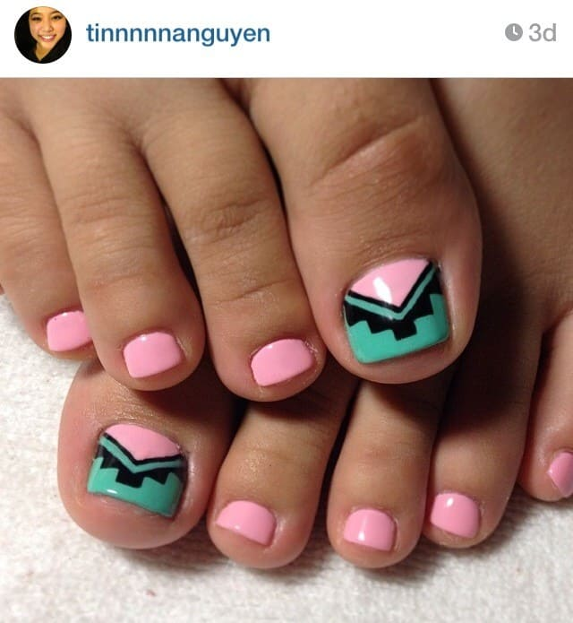 Toe Nail Designs 32