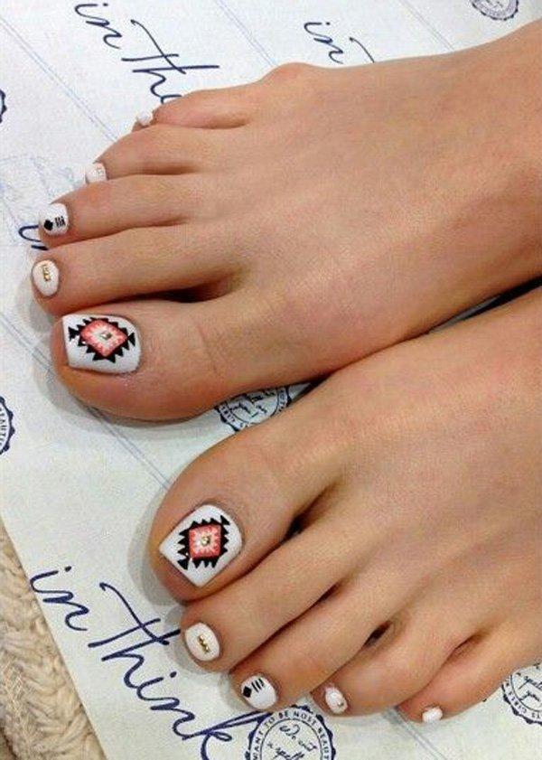 Toe Nail Designs 40