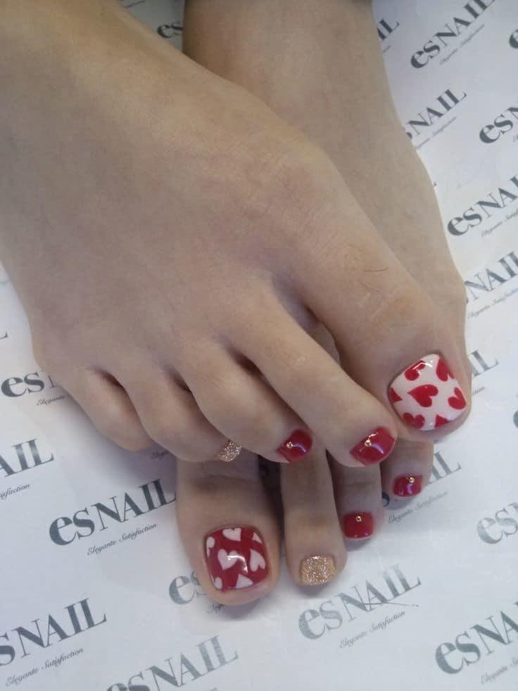 Toe Nail Designs 46
