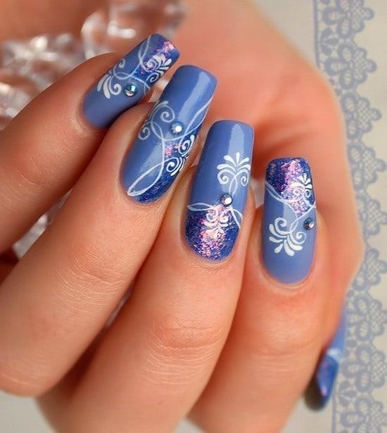 Feminine Art nail
