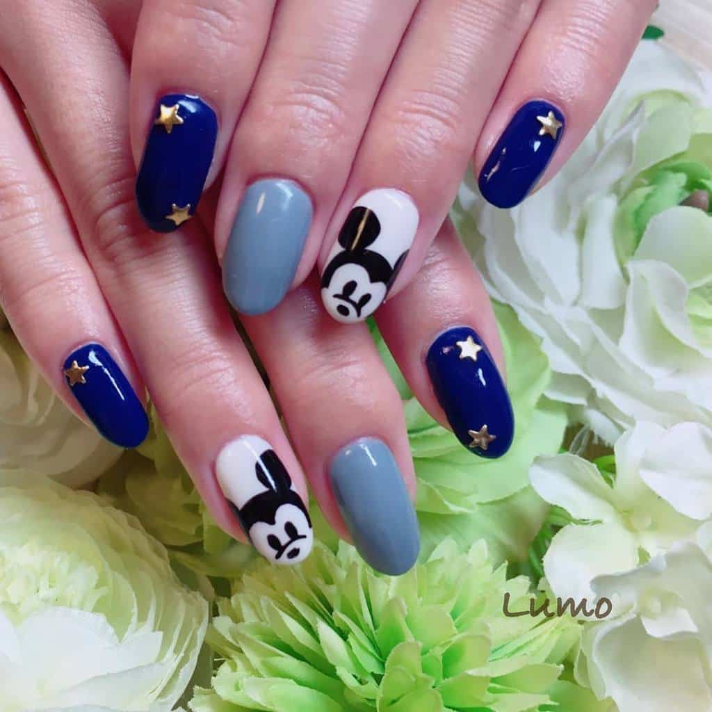 Creative and Colorful Nail Designs 123