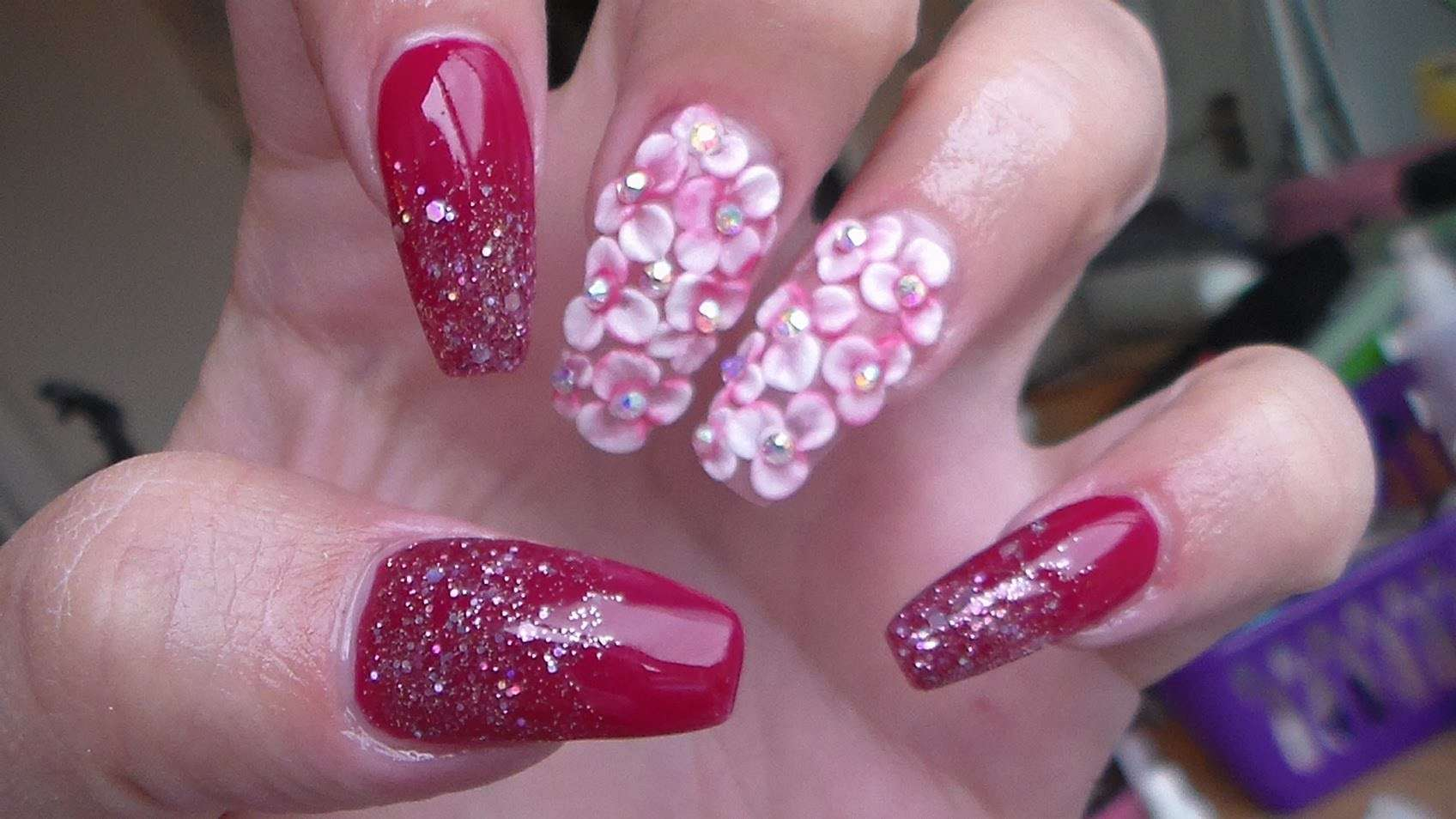 Creative and Colorful Nail Designs 3