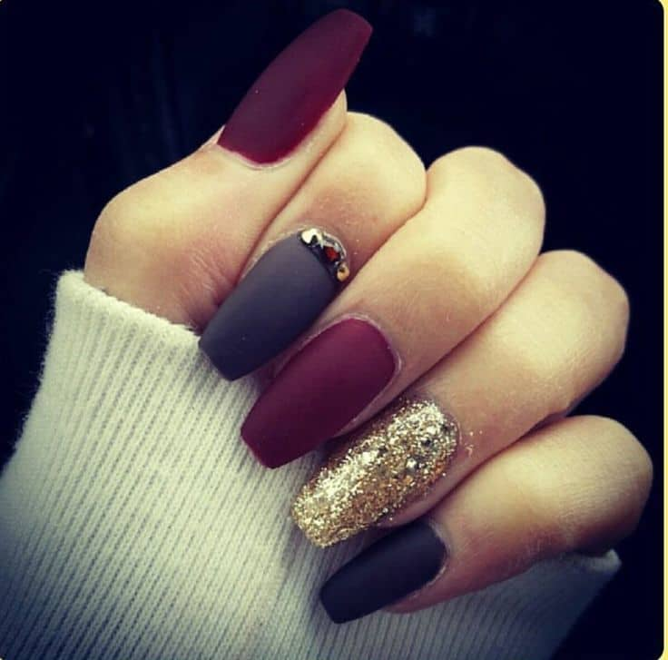 nice nail art designs for women - 50 Cute & Beautiful Nail Art Designs To Try Right Now