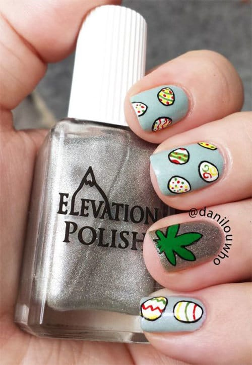 Easter Nail Designs 17