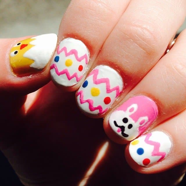Easter Nail Designs 24