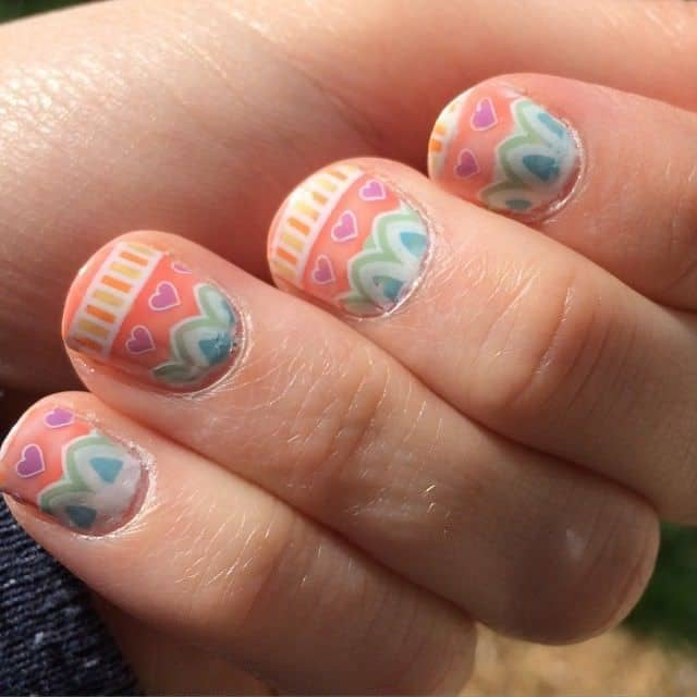 cute Love Nail ideas