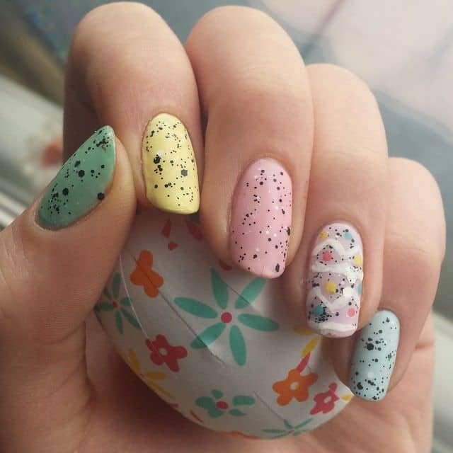 Easter Nail Designs 36