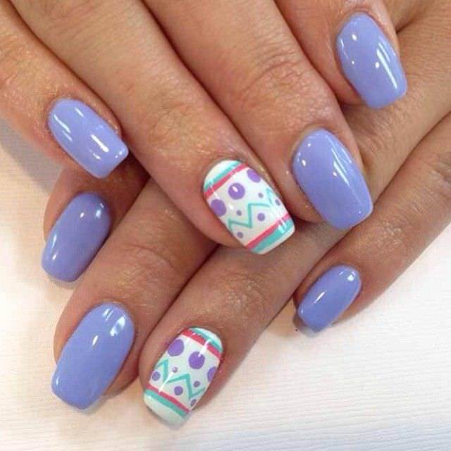 Easter Nail Designs 37
