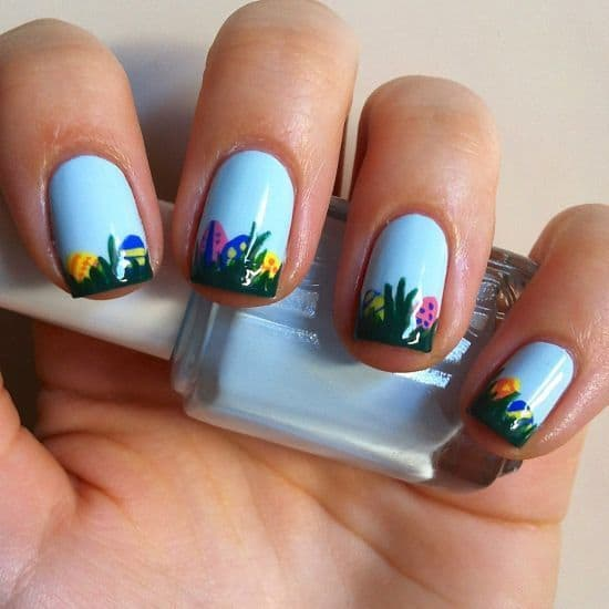 Easter Nail Designs 45