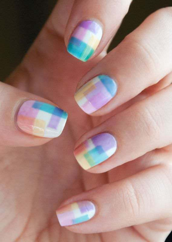 Easter Nail Designs 47