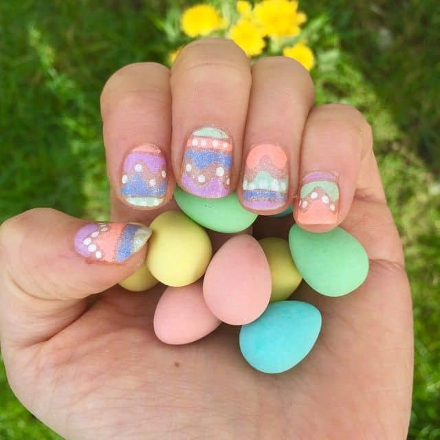 Easter Nail Designs 48