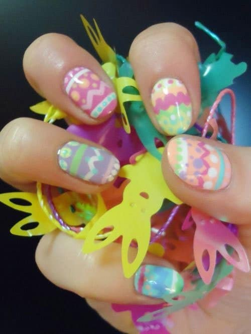 Easter Nail Designs 50