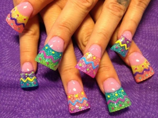 Easter Nail Designs 54