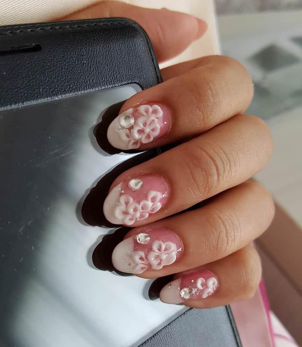 Flower Nail Designs 16