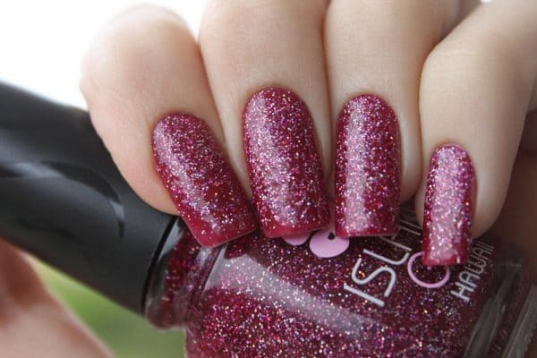 Glitter nail designs 33