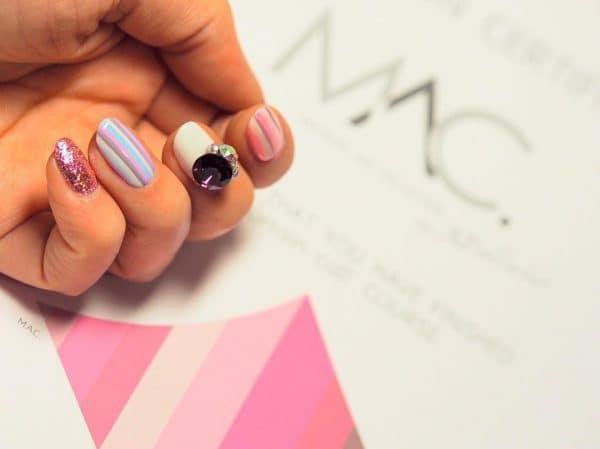 20 fascinating light green maroon airbrush nails light green maroon airbrush nail designs 6 prinsesfo Images
