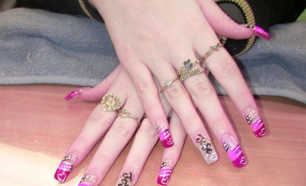 Nail Polish Designs 30