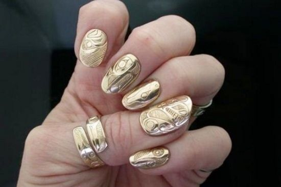 Nail Polish Designs 8