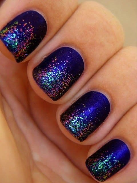 Disco Fade In Effect for nail