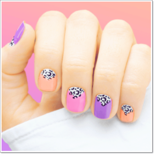 Purple Nail Designs 32