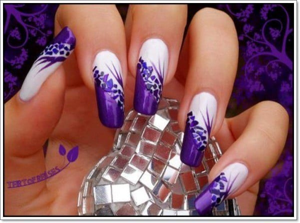 Glass Nail Art you like