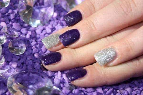 90 Incredible Purple Nail Design Ideas for 2021