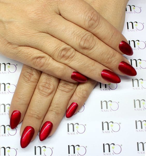 70 Red Nail Designs To Fall In Love With – NailDesignCode