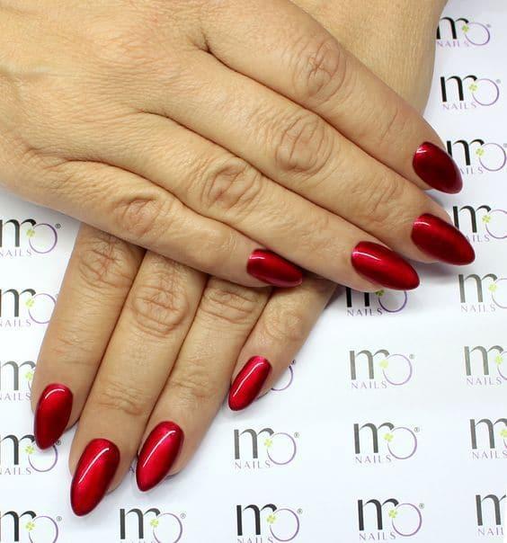 Red Nail Designs 12