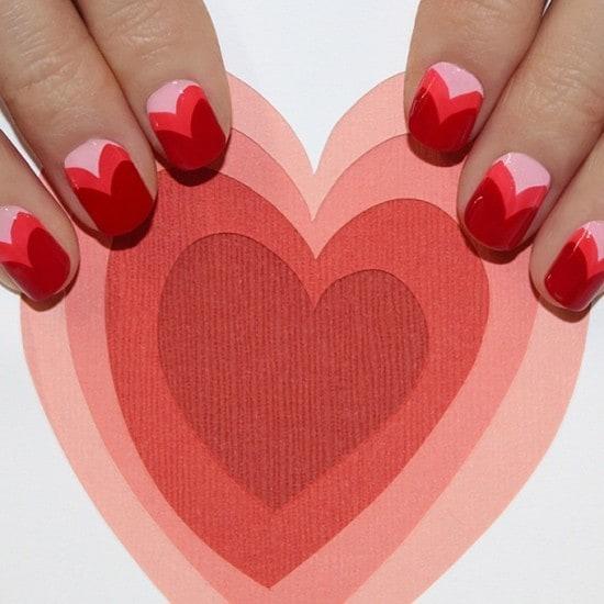 Red Nail Designs 16