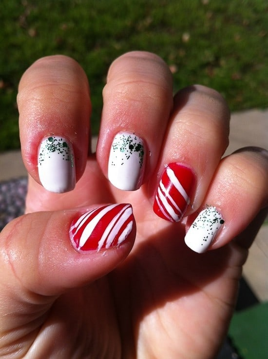 Red Nail Designs 29