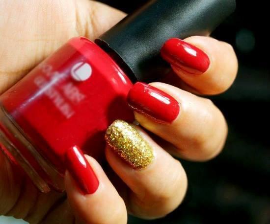 Red Nail Designs 38